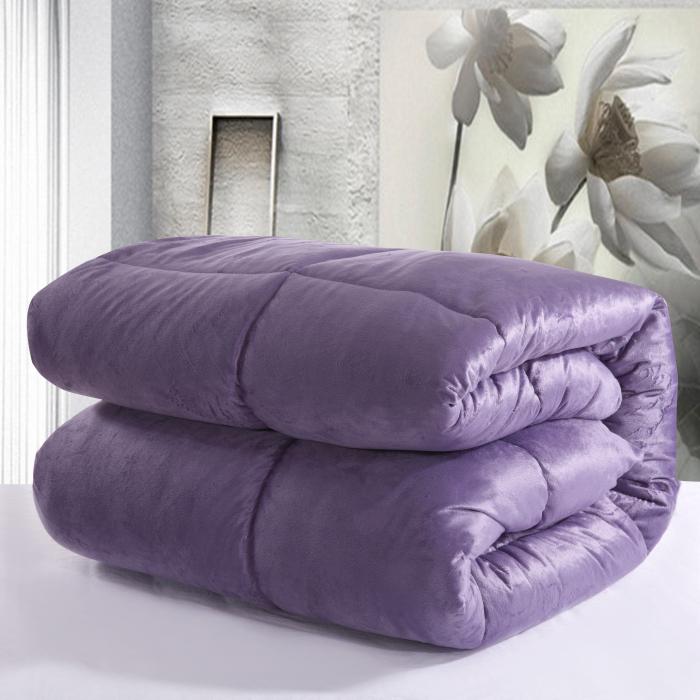 comforter 150*200cm cotton quilt doona edredon thick blanket warm duvet colcha down comforter home textile comoforter bedspread(China (Mainland))