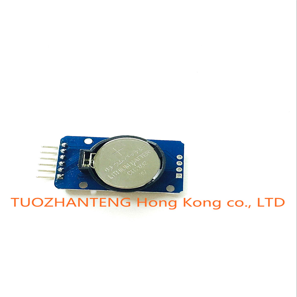 Free shipping 10pcs/lot DS3231 AT24C32 IIC Module Precision Clock Module DS3231SN for Arduino Memory module
