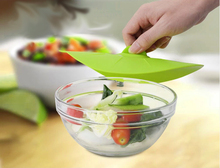 8-inch Silicone Boil Over Spill lid / Preservation lid / Pan Cover / Oven Safe with Instead of plastic wrap(China (Mainland))