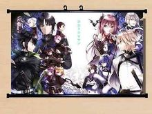 Anime Seraph of the End Whole role Home Decor Japan Poster Wall Scroll X03