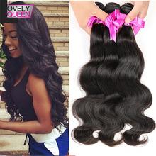 8A Brazilian Virgin Hair Body Wave 3 Bundles Mink Brazilian Hair 100% Human Hair Weave Virgin Brazilian Hair Extensions BodyWave