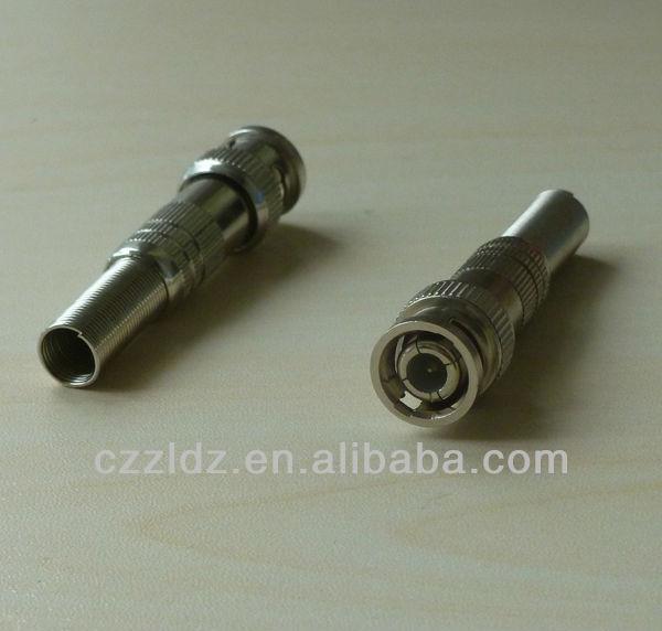 BNC  RF Connectors   (-5 With Solder)