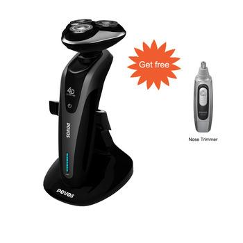 UNIQUE Global 4D SHAVER!!!  men razor electric shaver personal care rechargeable men's shaver product 1Pcs/Lot Free shipping