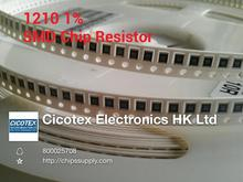full reel 1% 1210 56R 56 OHMS 1/2W SMD Chip Resistor 5000pcs/reel YAGEO New Original Fixed - ICchip Supply store
