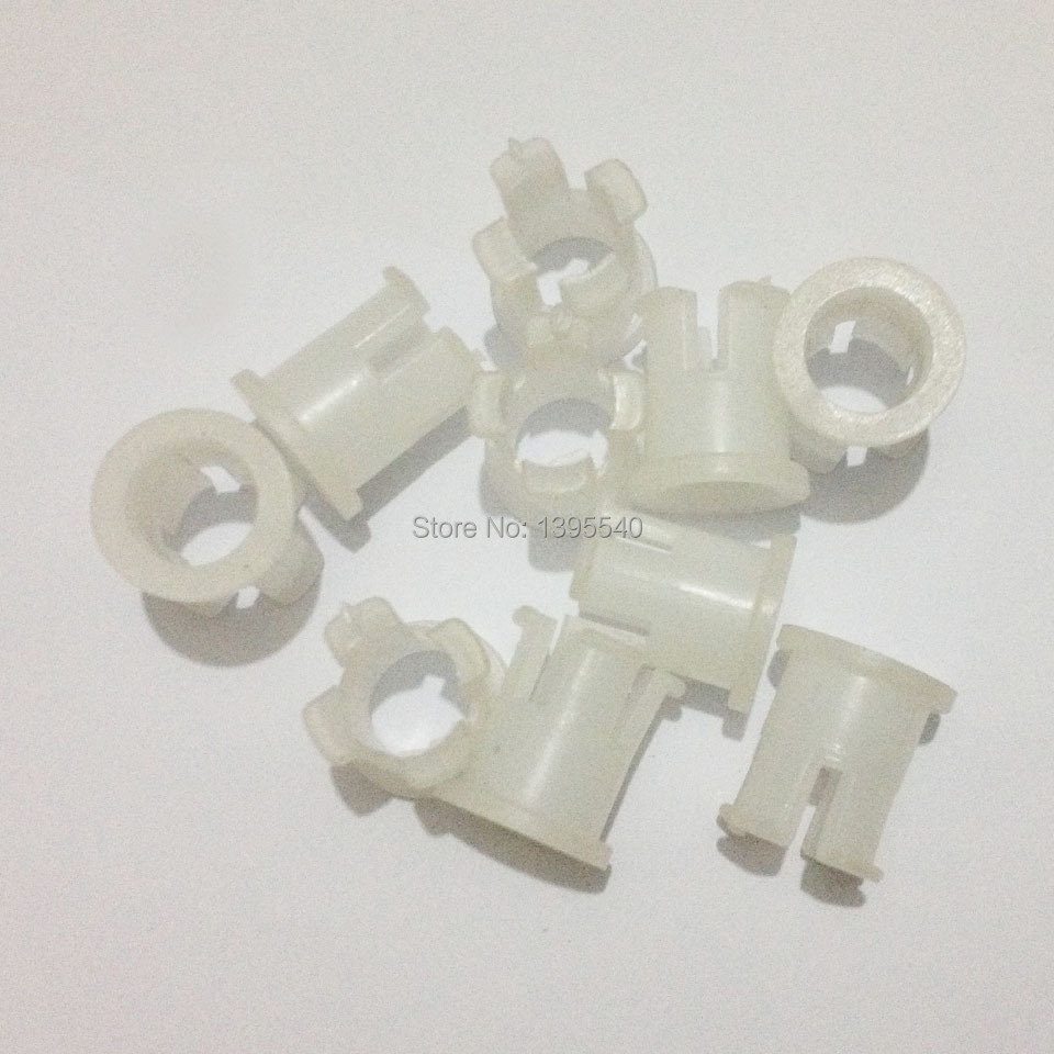 New 50pcs Spring Set Plastic Furniture Accessories For Castors The Five-star Feet Cotter Pin Wheel Set(China (Mainland))