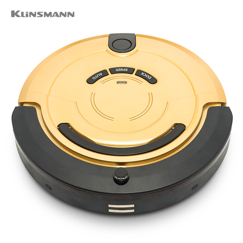 KLINSMANN KRV209 Vacuum Cleaners with remote controller.time schedule and self charging,wet and dry work-type.(China (Mainland))