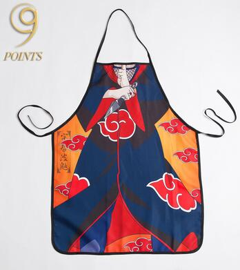 Hot selling Japan anime apron funny apron creative personality which Korean custom apron trade cute sleeveless apron qy165(China (Mainland))