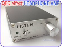 HiFi Surround QEQ Exciter equalizer function portable Headphone Amplifier amp(China (Mainland))