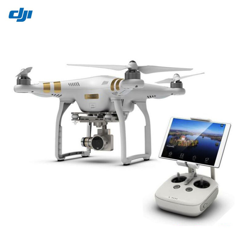 DJI Phantom 3 Professional / 4K Version Quadcopter Helicopter RC Drone With 4K Camera PK Phantom 2 vision walkera q500(China (Mainland))