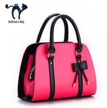 2015 New Popular Fashion women pu leather handbags Shoulder Messenger Bags for female bolsas bag ladies  free shipping