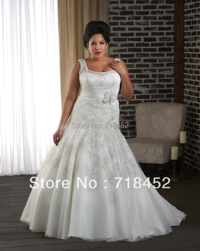 Bn1313 plus size corset wedding dress a line shoulder for Corset for wedding dress plus size