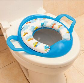 2015 Free shipping toilet seat lid cover high quality mat in toilet round bathroom mats 5A01(China (Mainland))