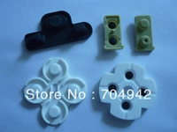 High quality Conductive silicone rubber button for PS3 controller 100PCS/lot
