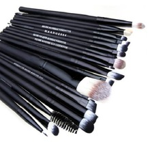 20 PCS Professional Makeup Brush Sets Tools Cosmetic Brush Powder Foundation Lip Brush Tool Wood Sterile
