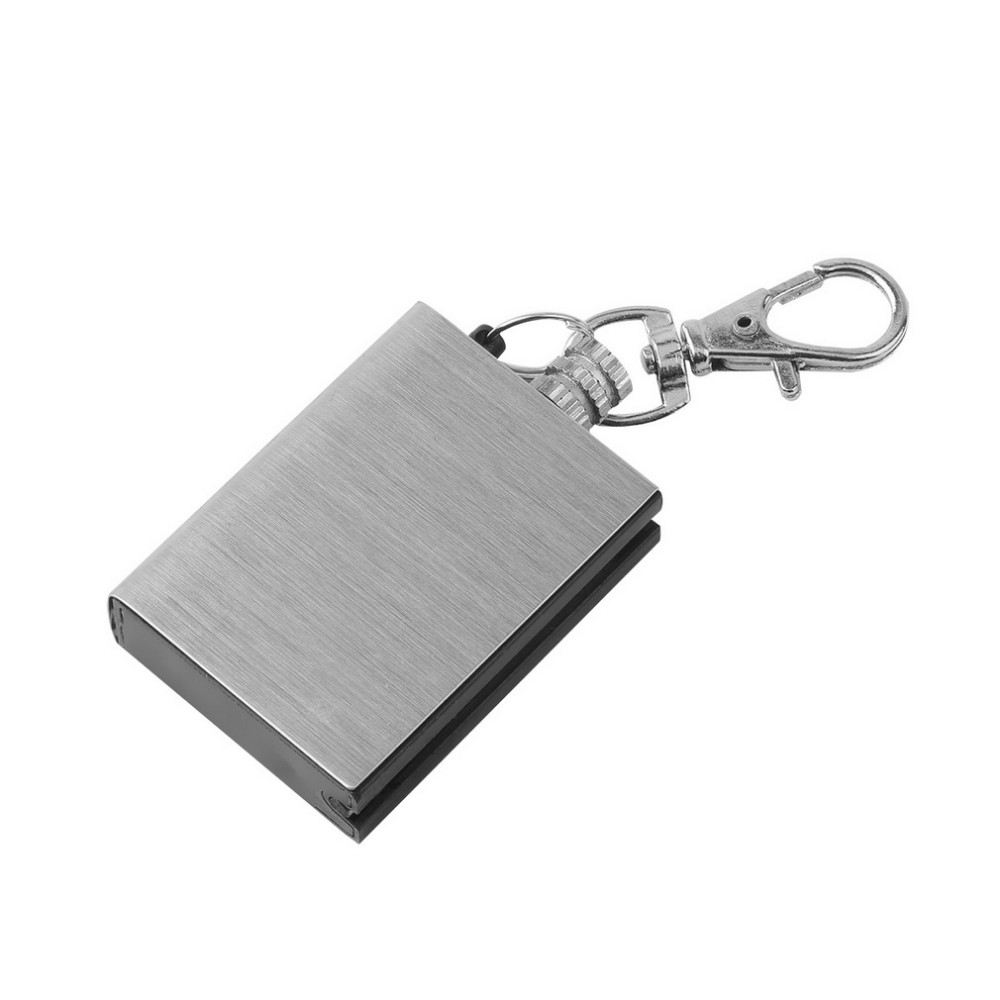 Free Shipping Emergency Fire Starter Flint Match Lighter Metal Outdoor <font><b>Camping</b></font> Hiking Instant Survival Tool Safety Durable hot