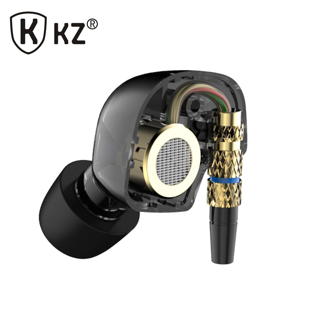 KZ ATE Copper Driver Ear Hook HiFi In Ear Earphone font b Sport b font font