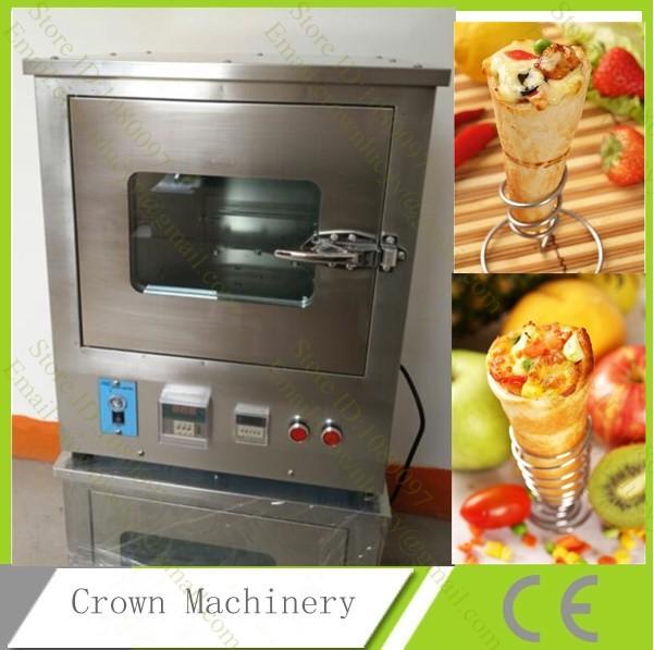 110V 220V Electric Pizza cone oven display machine; 10pcs capacity Electric pizza cone roaster(China (Mainland))