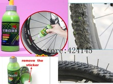 1 bottle bicycle Ride On Tire Protection Tyre Sealer Wheel Tire Puncture Sealant Bike Truck Van tubeTyre Puncture Repair Sealer(China (Mainland))