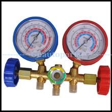 Aire acondicionado manómetro para R134a Gauge alta calidad