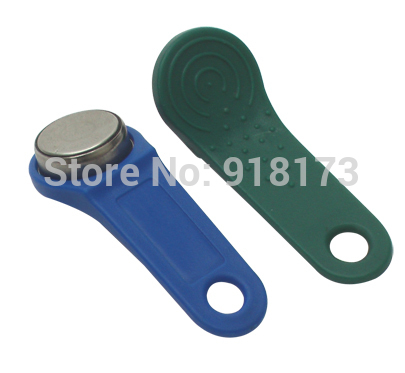 200pcs/lot DS1971-F5 TM card tm sauna lock card Dallas ibutton touch memory button with handle For guard tour system(China (Mainland))