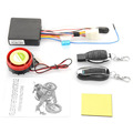 Universal Scooter Motorcycle Bike Alarm System Moto Anti theft Security Alarm Protection with 4 Button Remote