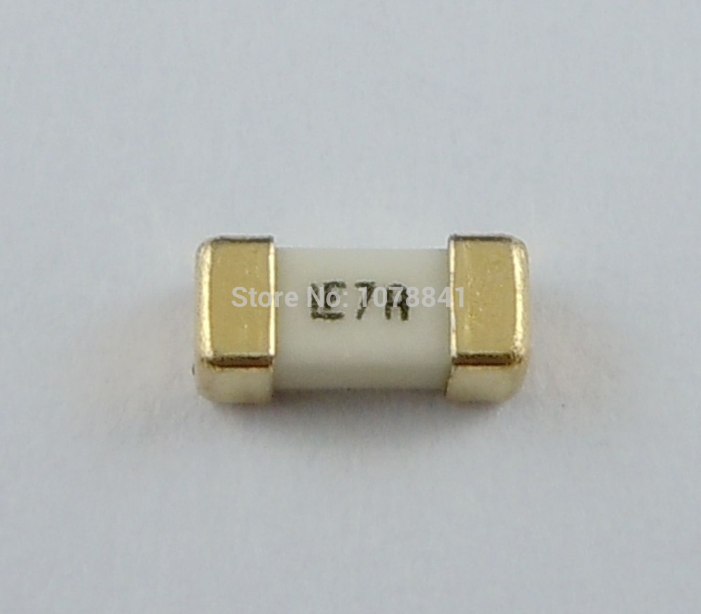 100 Pcs Per Lot Littelfuse Fast Acting SMD 1808 7A 125V 0451007 Surface Mount Fuses<br><br>Aliexpress