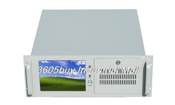 Top 610 standard 4u rack at industrial computer case belt lcd screen<br><br>Aliexpress