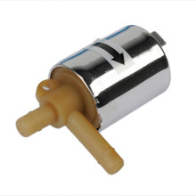 DC 12V Electric Solenoid Valve Plastic Magnetic Valve Water Air Inlet Flow Switch(China (Mainland))