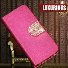 Hot Stand Card Holder Wallet Leather Book Case For LG Leon C40 4G LTE H340N H324 phone case back cover in stock free shipping