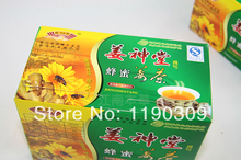 2014 Red Honey And Ginger Tea Green Ginger Health Care Tea Green Slimming Coffee