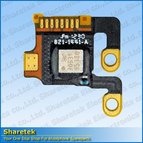 5pcs/lot GPS Antenna Flex Cable for iPhone 5G Free Shipping(China (Mainland))
