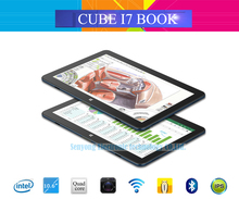 New Arrival 10.6'' Cube I7 Book Windows 10 Tablet PC IPS 1920x1080 Intel Core M3-6Y30(Skylake) Dual Core 4GB/64GB Camera Type C