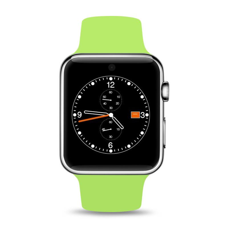 DM09 LF07 Smart Watch Magic Knob For IOS Android Smartphone Reloj Bluetooth Camera Montre Connecte Telephone Support SIM Card(China (Mainland))