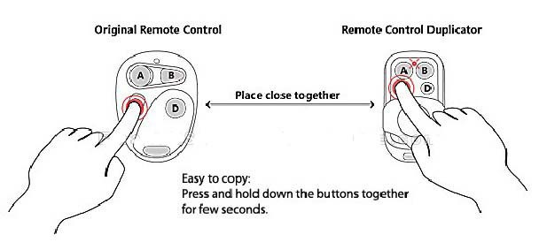 A002 Duplicate Car Keys & Remote Control-1