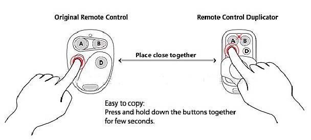 A002 Duplicate Car Keys & Remote Control-1