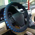 Car Auto Steering Wheel Covers Soft EVA Steering Wheel Glove Universal Auto Supplies For Car Decorations
