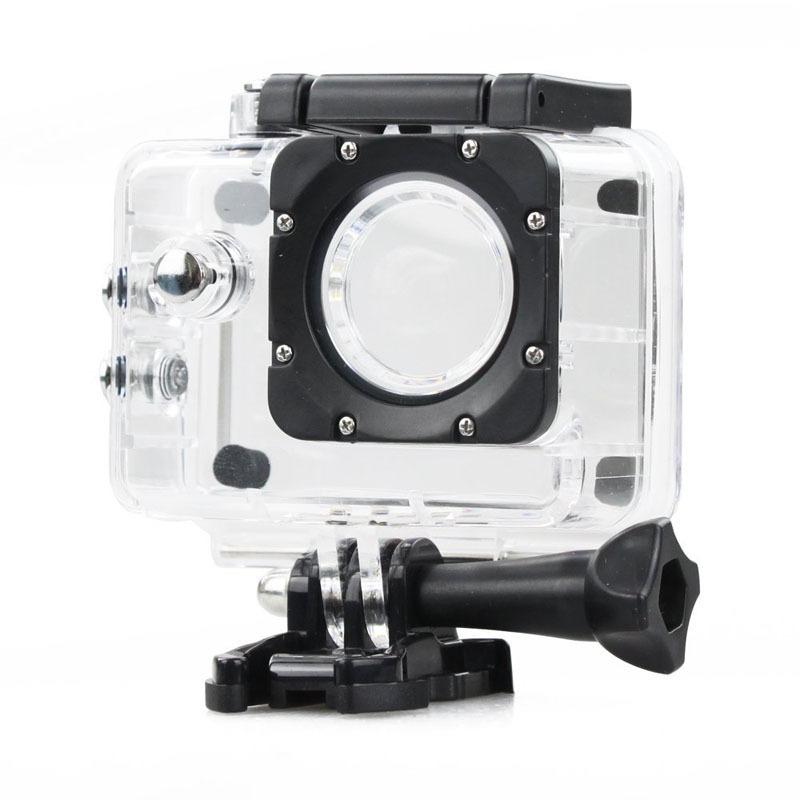 2015 New Original Brand SJ4000 Underwater Waterproof Dive Housing Protective Case for SJ4000 Camcorder Camera Helmet Free Ship(China (Mainland))
