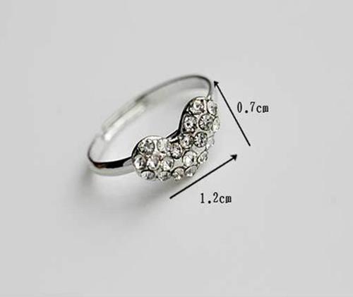 Кольцо F05795 Bling кольцо f