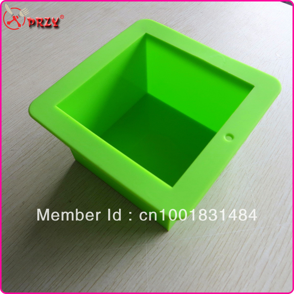 toast silicon mold Cake Manufacture mold Bread mold 500ml Food grade material(China (Mainland))
