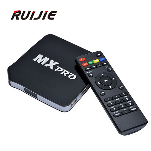 MX PRO XBMC Fully loaded Android 4.4 TV Box Amlogic S805 Quad Core Cortex A9 1G/8G Bluetooth 4.0 wifi 1080P HDMI Mini PC(China (Mainland))