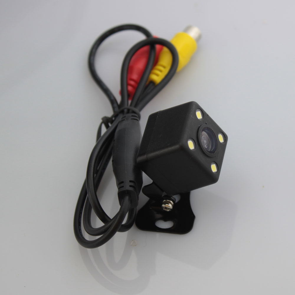 Parking Rear View Camera For Renault Fluence Renault BMW Toyota Nissan Duster With 4LED & WaterProof Night Vision(China (Mainland))