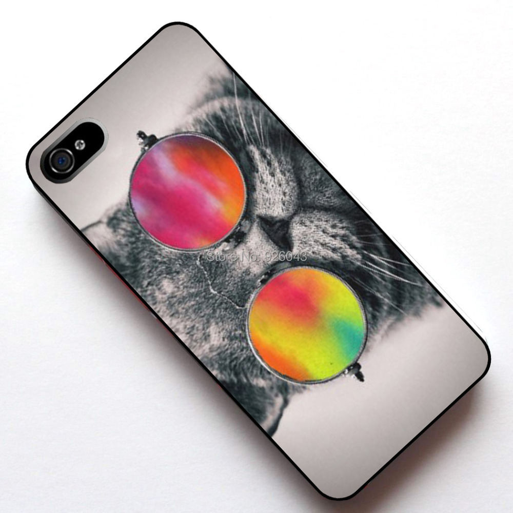 "CAT IN SPACE Case Cover, Case , for Apple Iphone 5 5S / 4 4s / 5C /6(4.7"") / 6plus(5.5"")(China (Mainland))"