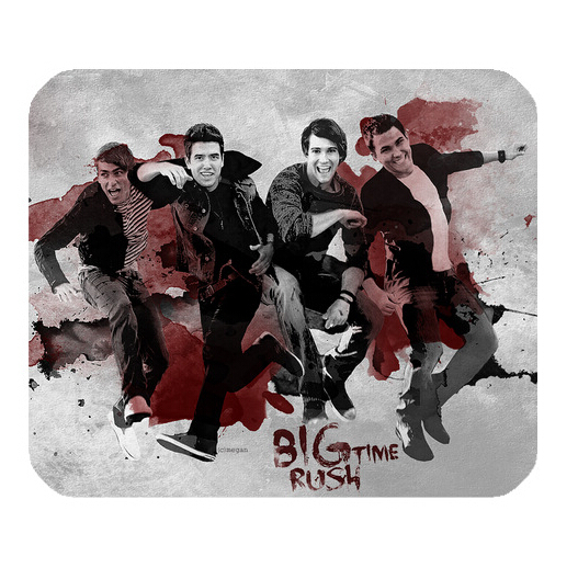 Free Ship 2015 Home decoration Custom Doormats Big Time Rush Music Band Bedroom Coussin Carpets Bathroom Rugs #DM-327(China (Mainland))