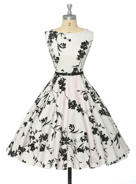 Грейс Карин 2016 Коктейльное Платье Женщины Лето 1940 s 50 s 60 s Большие Качели ...