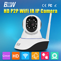 Two Way Audio Baby Monitor HD 720P Wireless IP Camera Wifi Video Surveillance Security Camera Automatic