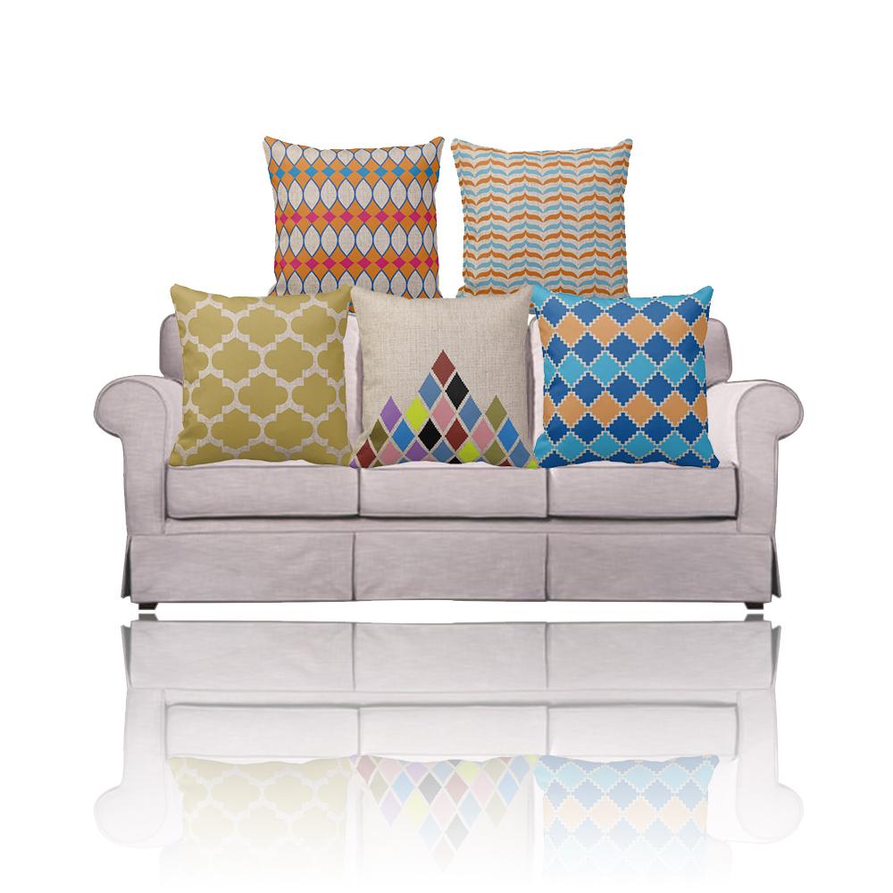 Ikea ikat kilim morocco cushions funda de almohada fundas - Funda para sofa ikea ...