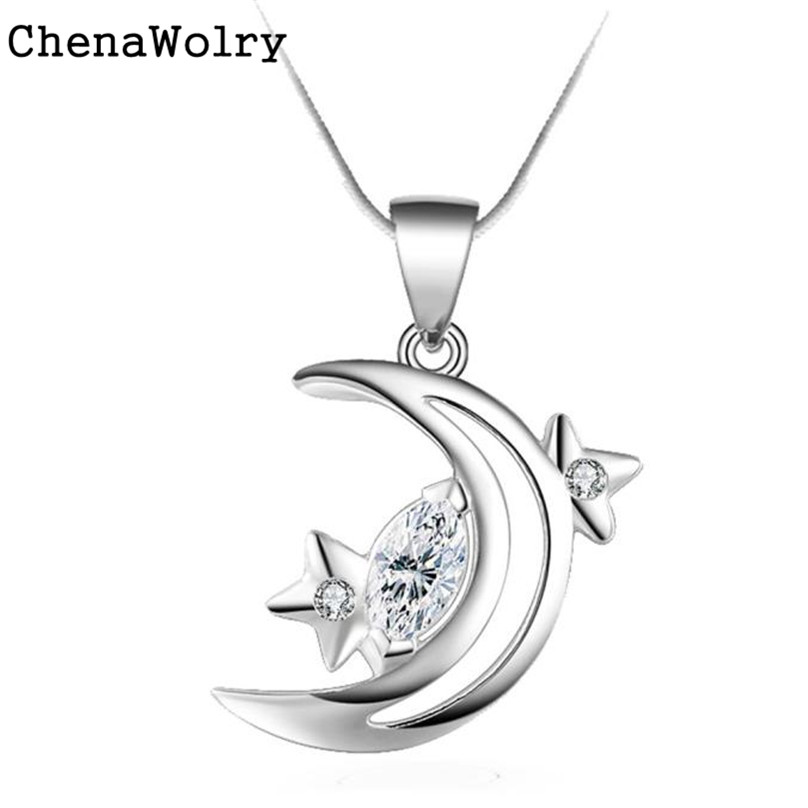 ChenaWolry 1PC Attractive Luxury 100% brand new and high quality Choker Necklace Fashion Colorful Bead Pendant Stat Oct 27(China (Mainland))