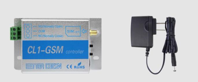 Remote Control Socket GSM Control Socket Smart Socket Switch CL1(China (Mainland))