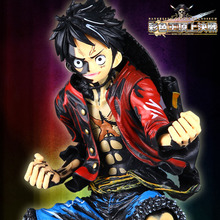 Buy Anime One piece POP Luffy King Artist Monkey D Luffy PVC Action Figure Model Toy Collection for $14.27 in AliExpress store