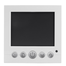 Programmable Central Temperature Controller Thermostat Multi Modes Clock BI165(China (Mainland))